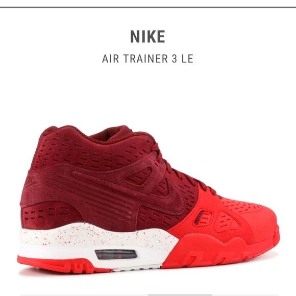 Nike Air Trainer 3 LE Team Red